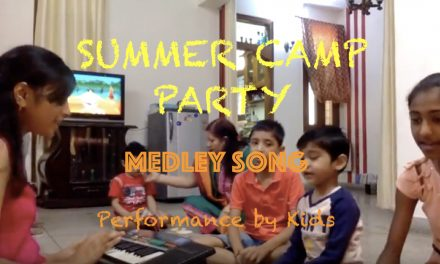 Indian & Western Music Medley – Summer Camp Song