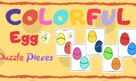 Colored Egg Puzzles – Toddlers & Tiny Tots