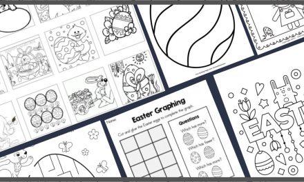 50+ Free Easter Printables