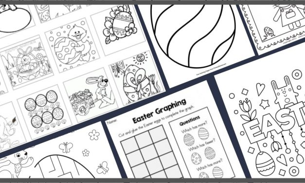 50+ Free Easter Printables