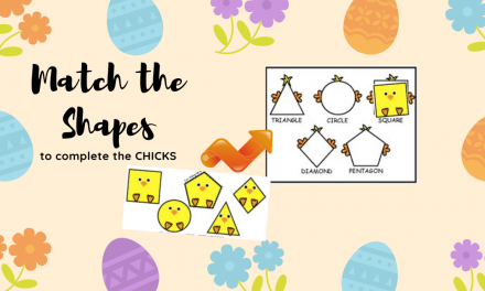 Chick Shapes Puzzle