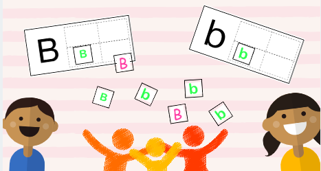 Alphabets Cut n Paste Sorting Activity