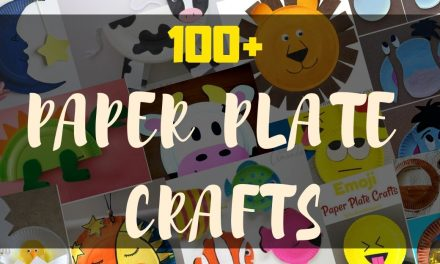 40+ Paper Plate Craft Ideas for Kids