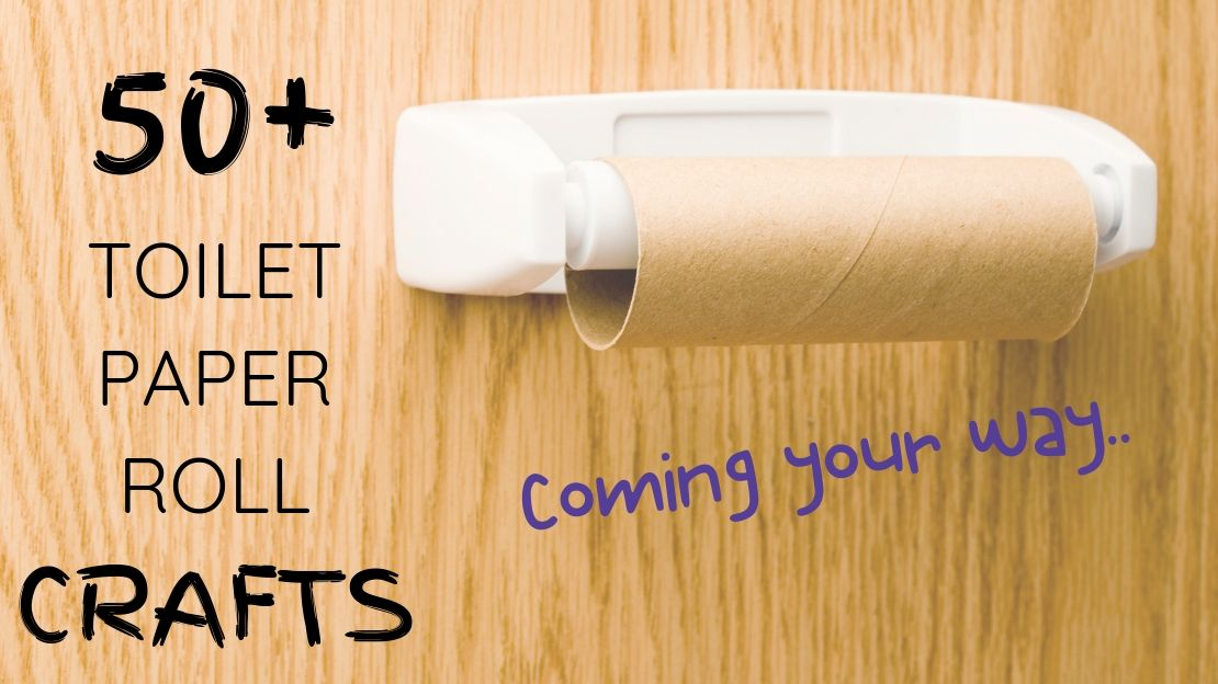 50+ Toilet Paper Roll Crafts