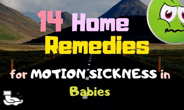 Motion Sickness – 14 Easy Home Remedies