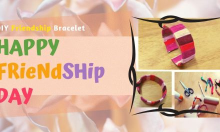 Friendship Day Craft