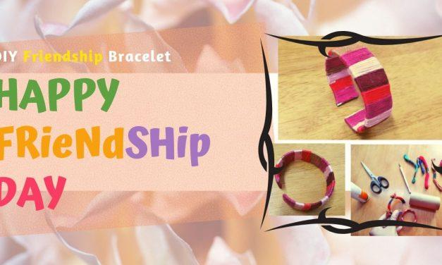 Friendship Day Craft