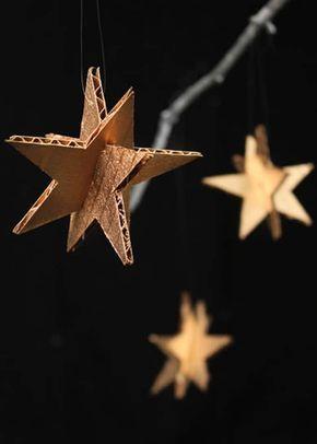 Craft Cottage - Twinkle, Twinkle, Cardboard Star