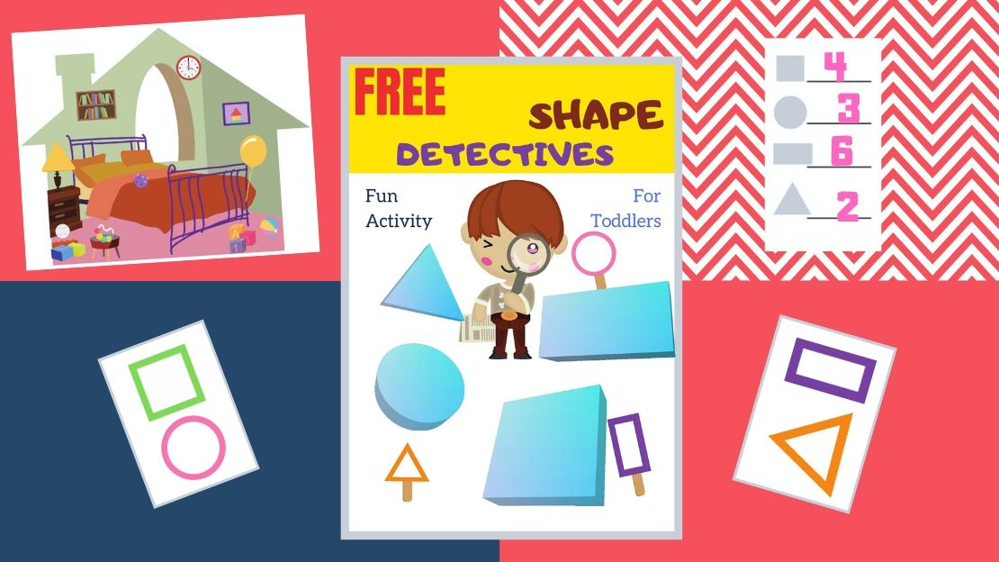 Shape Detectives – Learn & Experience Shapes