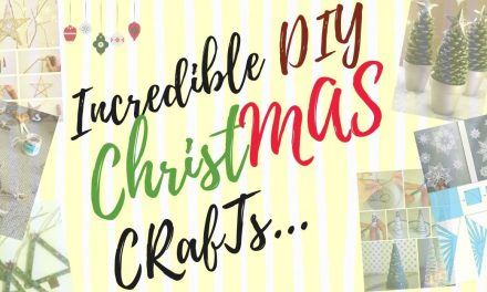List of Christmas CRAFTS