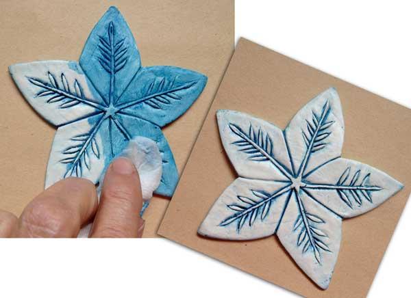 So Pretty! Clay Ornaments You Can Make