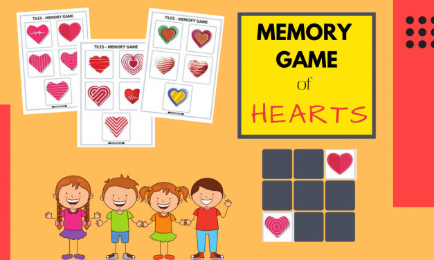 Heart Tiles – Valentine's Month Games